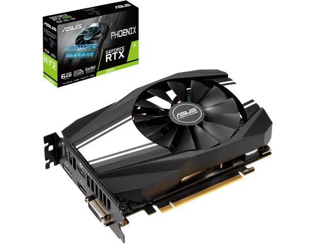 ASUS GeForce RTX 2060 6GB