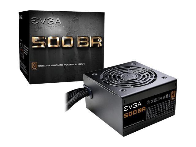EVGA 500W Non-Modular ATX Power Supply