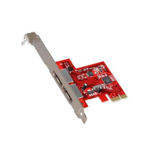 PCI Express eSATA Controller Card