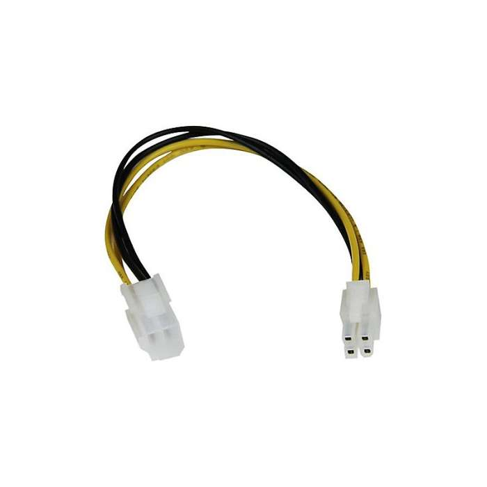 8in ATX12V 4 Pin P4 CPU Power Extension Cable