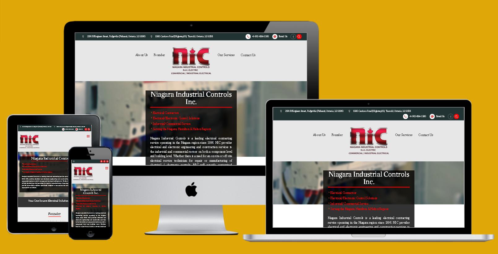 Niagara Industrial Controls Inc.
