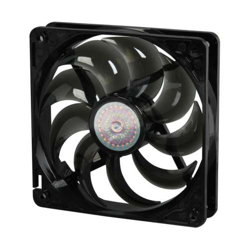 Cooler Master Long Life Cooling Fan - 120 mm Sleeve Bearing