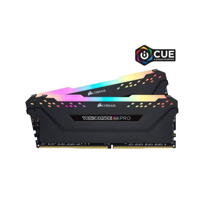 Corsair Vengeance Pro RGB 16GB (2 x 8GB) DDR4 3200 RAM