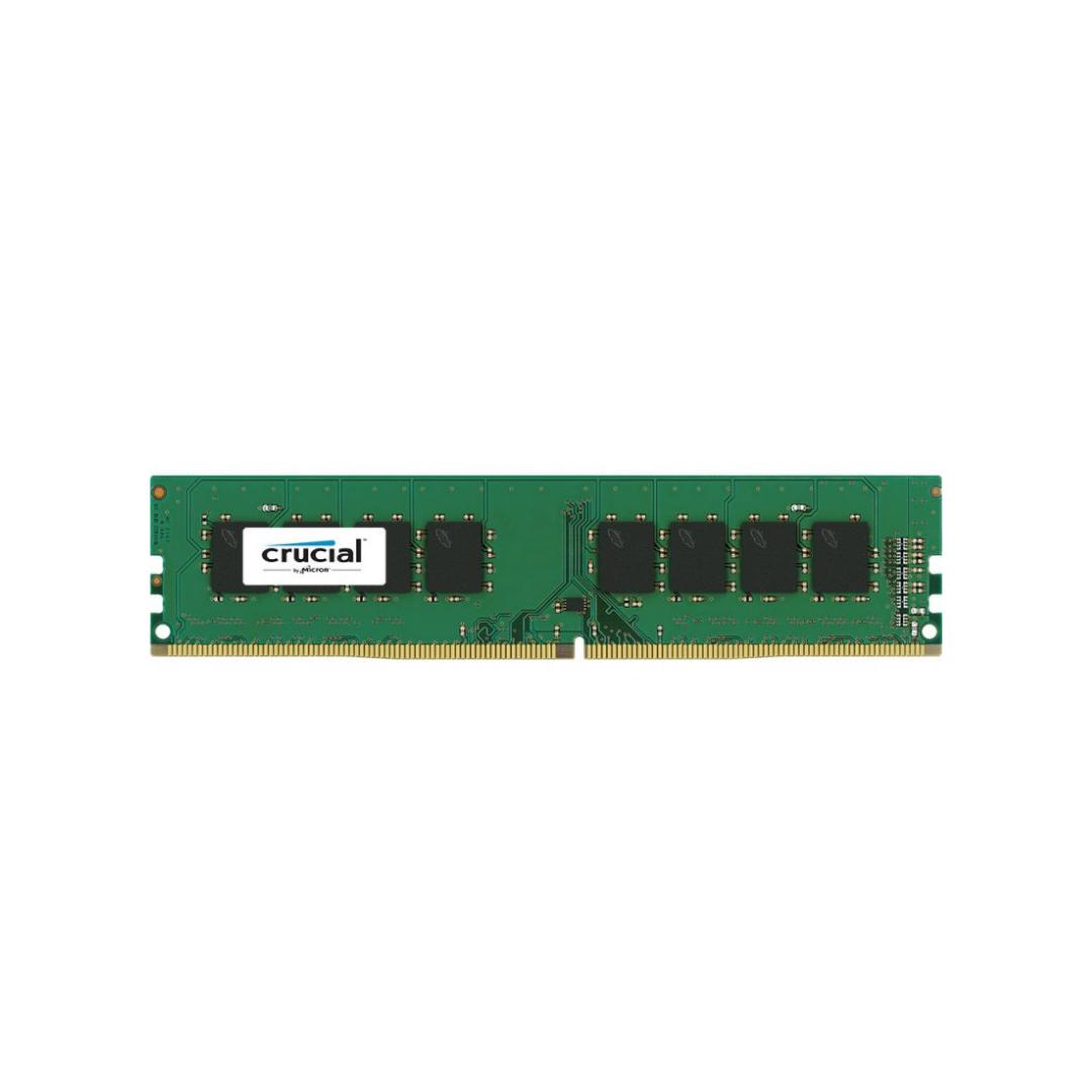Crucial 1 X 16GB U-DIMM 1.2V DDR4 19200 2400MHZ