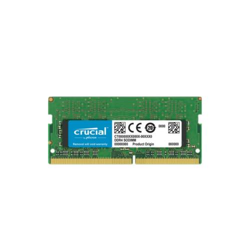 Crucial 4GB SO-DIMM 1.2V DDR4 2400MHZ