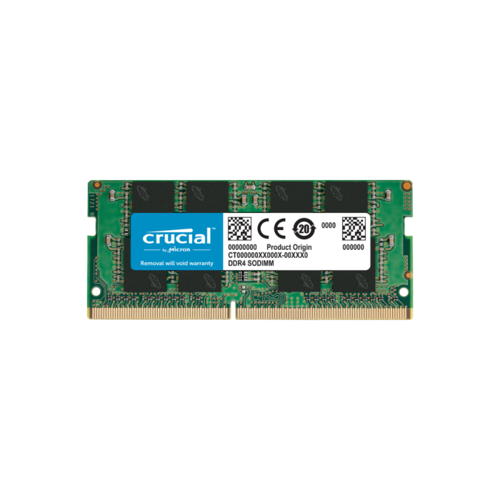 Crucial 8GB SO-DIMM 1.2V DDR4 2666MHZ - Notebook