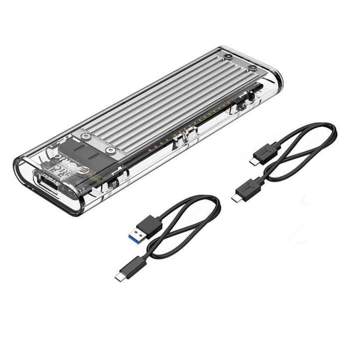 ORICO M.2 NVMe External Enclosure - SSD to USB 3.1 Gen2