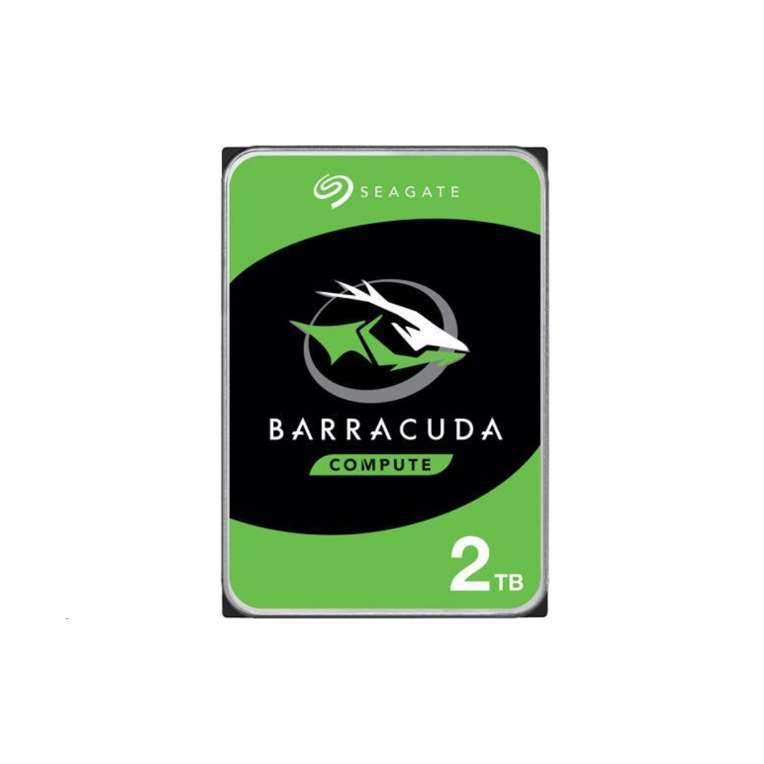 Seagate Barracuda Hard drive 3.5 2TB 7200RPM
