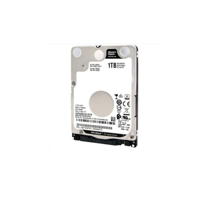 Western Digital Black Hard Drive 2.5 1TB 7200RPM