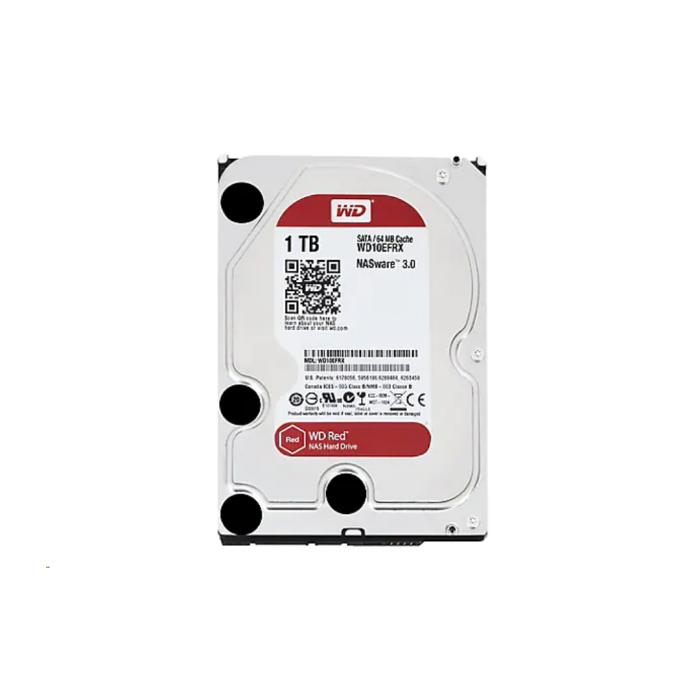 Western Digital Red Hard Drive 3.5 1 TB 5400RPM