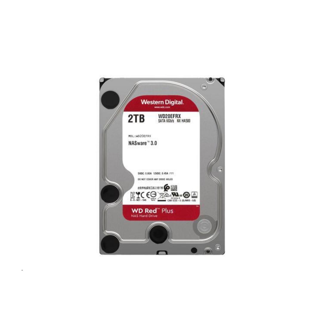 Western Digital Red Hard Drive 3.5 2TB 5400RPM