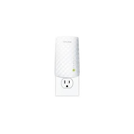 TP-Link RE200 AC750 Dual Band Wireless Wall Plugged Range Extender