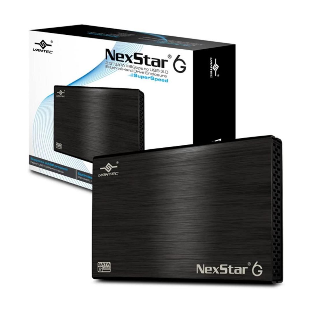 Vantec RD 2.5inch SATA to USB 3.0 External Hard Drive Enclosure