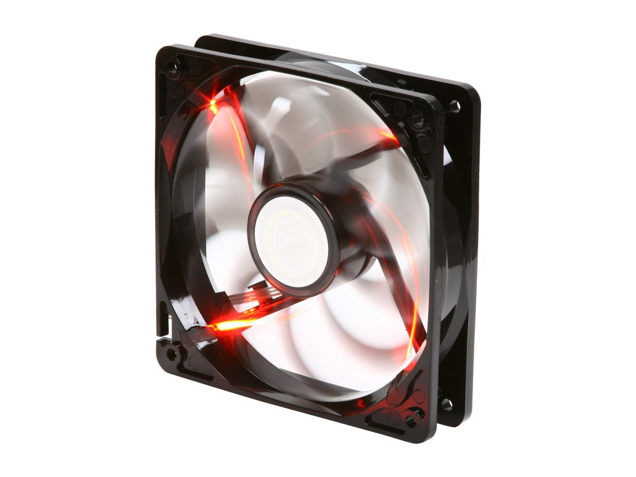 Cooler Master SickleFlow 120 - Sleeve Bearing 120mm Red LED