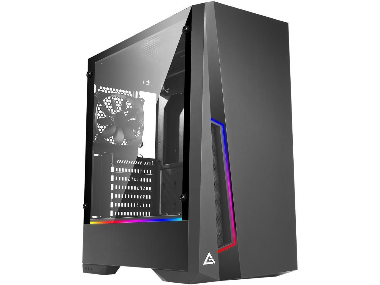 Antec Dark Phantom DP501 ATX Mid-tower Case