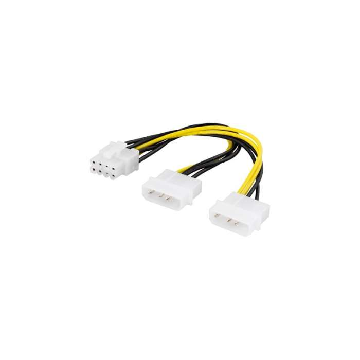 PCIE molex adapter