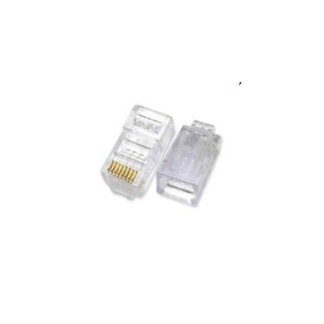 rj-45 cabling end