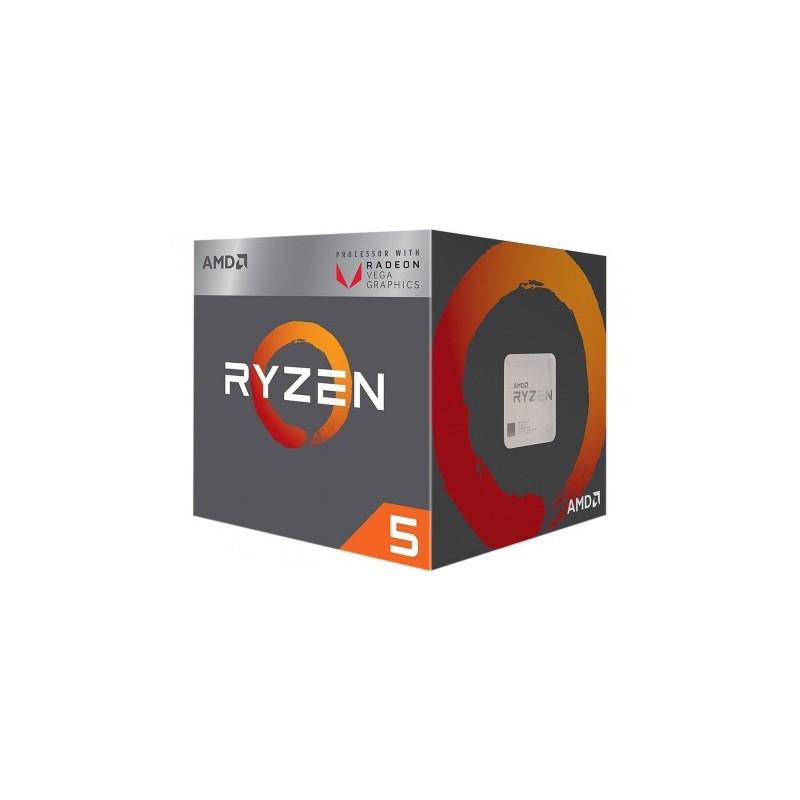 AMD RYZEN 5 3600G