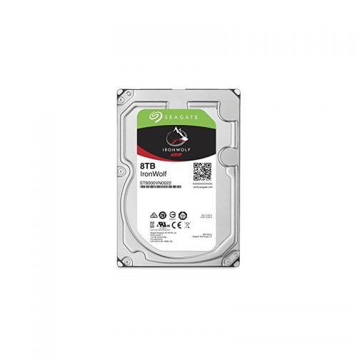 Seagate IronWolf Hard Drive 3.5 8TB 7200RPM (Special Order)