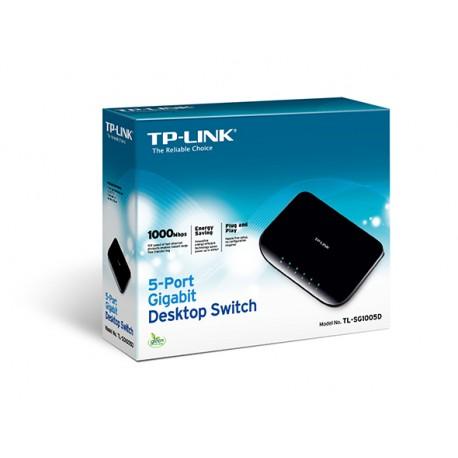 TP-Link SG1005D