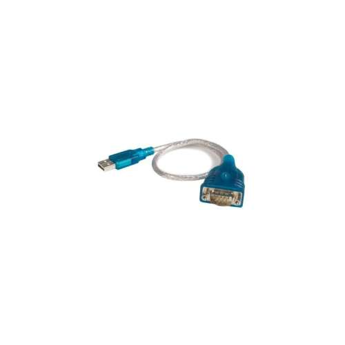 USB to RS232 Serial DB9 Adapter Cable M/M