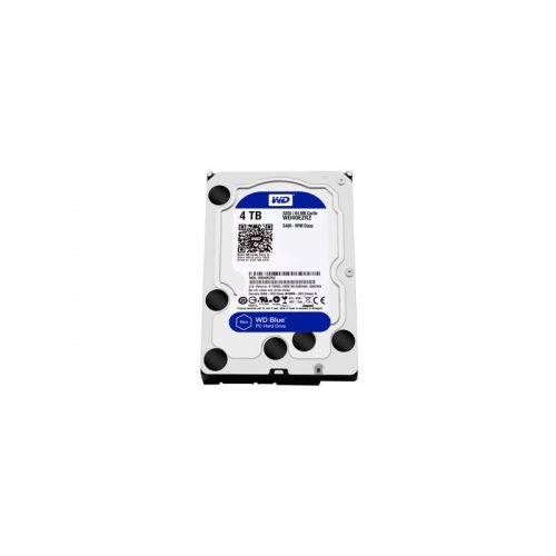 Western Digital Blue Hard Drive 3.5 4TB 5400RPM