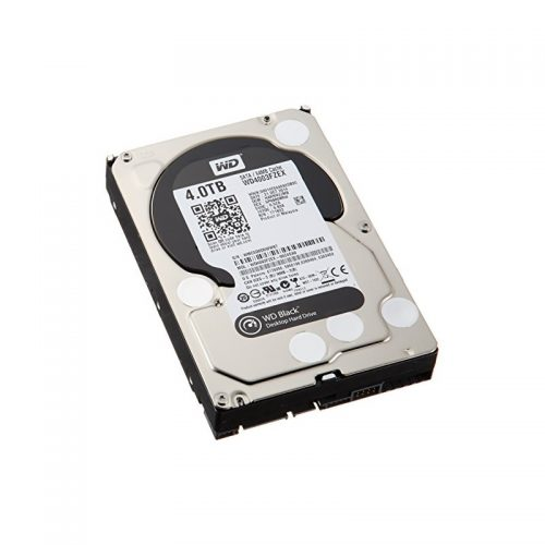 Western Digital Black Hard Drive 3.5 4TB 7200RPM