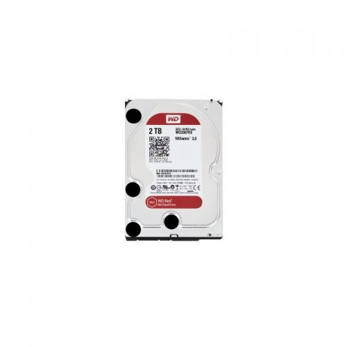 Western Digital Red Hard Drive 3.5 2TB 5400RPM