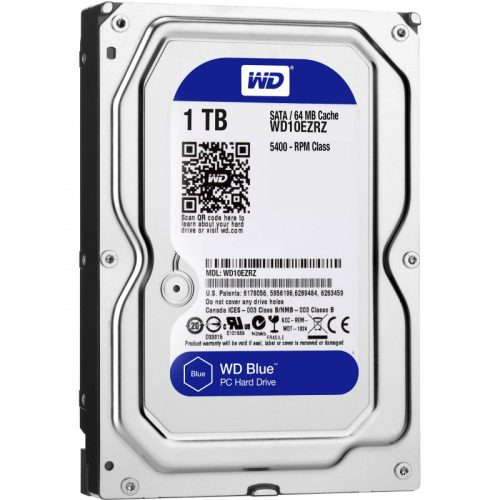 Western Digital Blue Hard Drive 3.5 1TB
