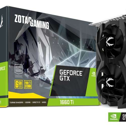 Zotac GeForce GTX 1660ti