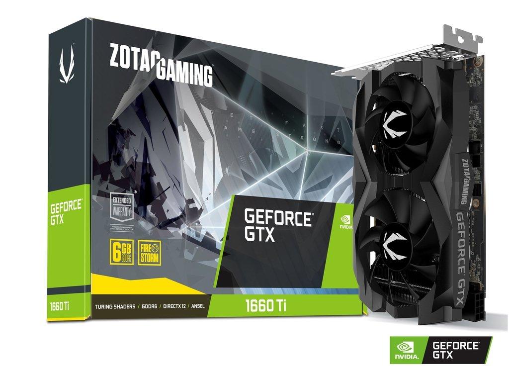 Zotac GeForce GTX 1660ti