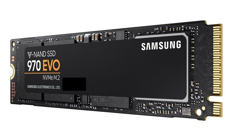 Samsung EVO 970 Solid State Drive M.2 2280 NVMe 1TB