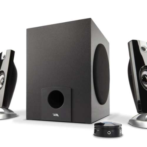 CyberAcoustics CA-3090 Speakers