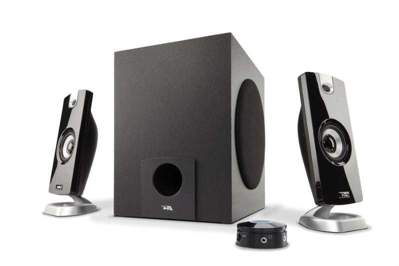 CyberAcoustics CA-3090 Speakers
