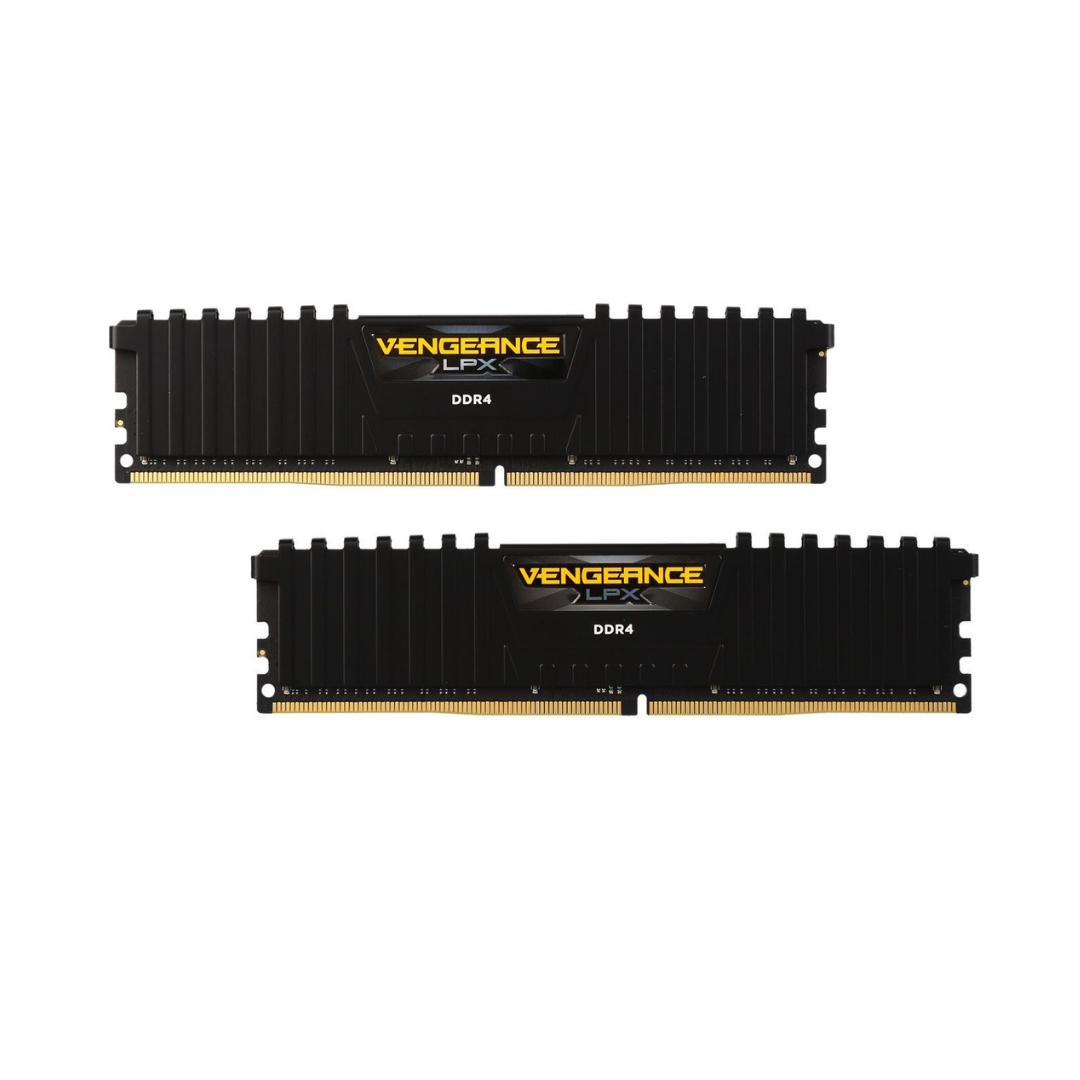 CORSAIR Vengeance LPX 16GB (2 x 8GB) 288-Pin DDR4 SDRAM DDR4 3000 (PC4 24000)