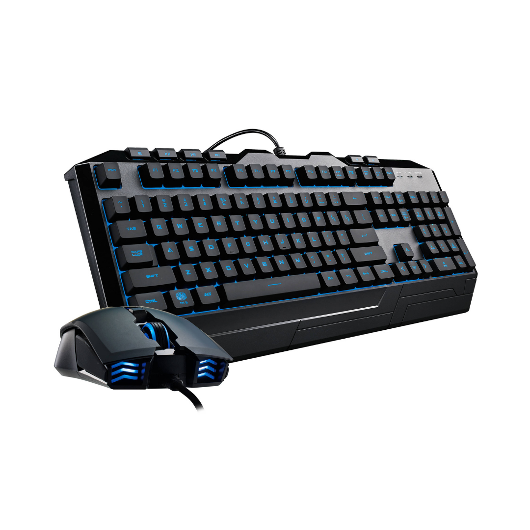 Cooler Master Devastator 3 Gaming Combo with RGB Keyboard and Mouse