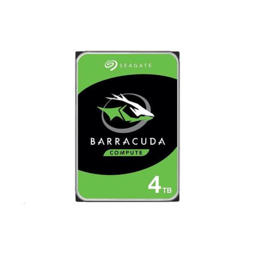 Seagate BarraCuda 4TB 5400 RPM 256MB Cache SATA 6.0Gb_s 3.5″ Hard Drive