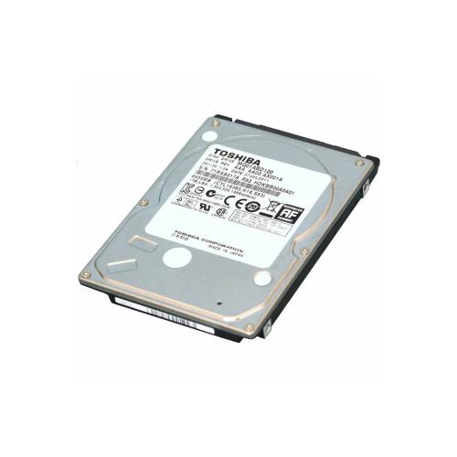 Toshiba Hard Drive 2.5 500GB 7200RPM