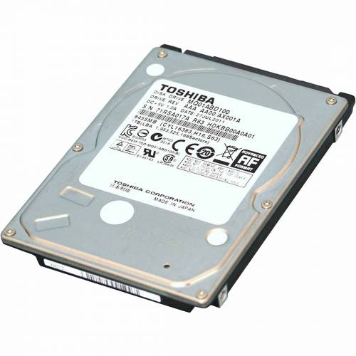 Toshiba Hard Drive 2.5 500GB 7200RPM