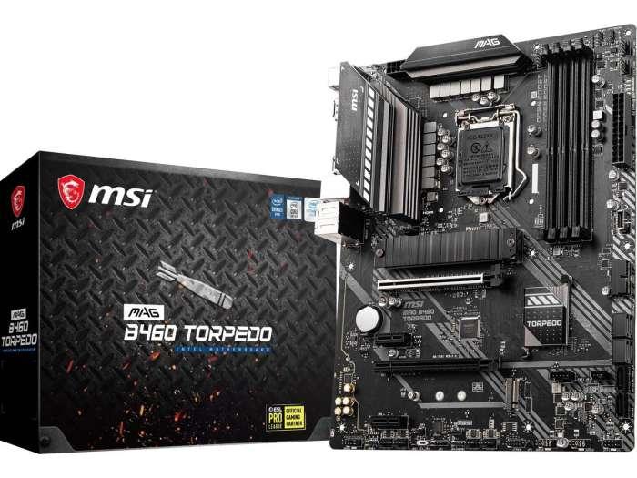 MSI MAG B460 TORPEDO LGA 1200