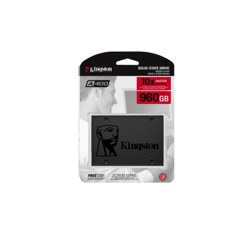 Kingston A400 Solid State Drive 2.5 960GB