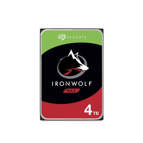Seagate IronWolf 4 TB Hard Drive
