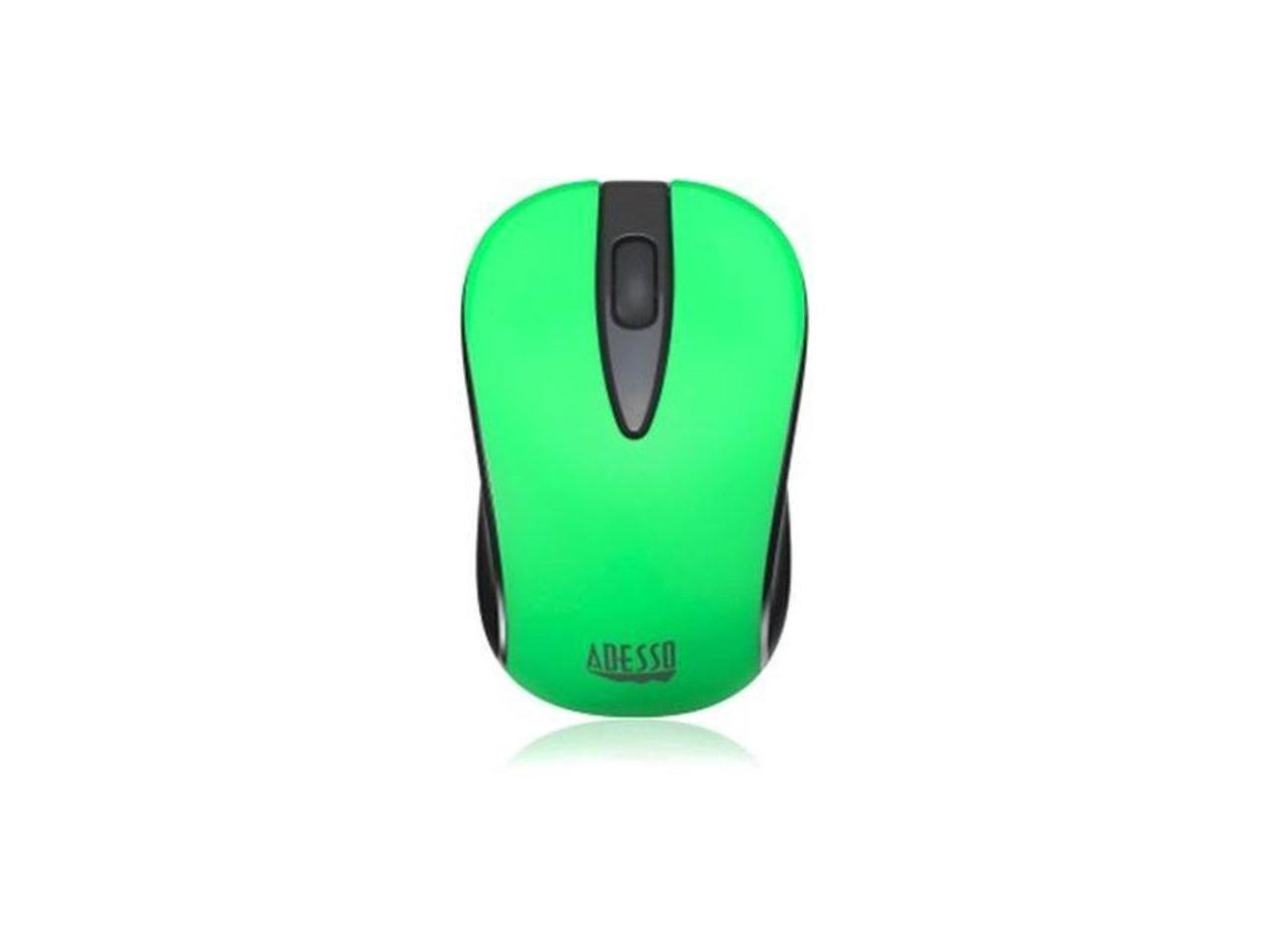 Adesso Green iMouse S70G