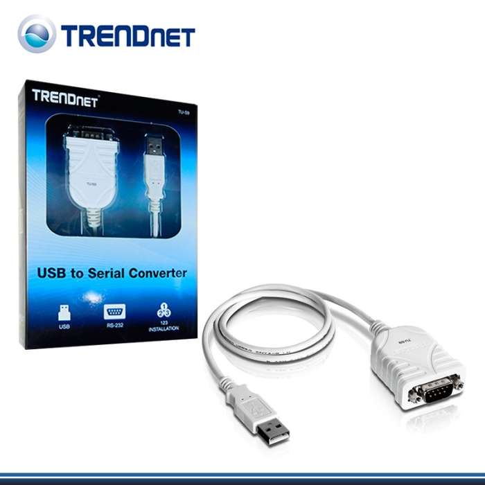 TRENDnet USB to Serial Converter