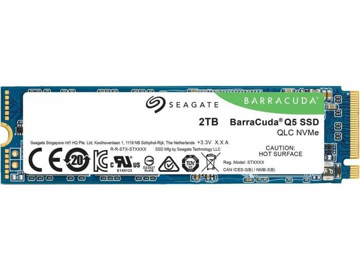 Seagate BarraCuda 2 TB Solid State Drive