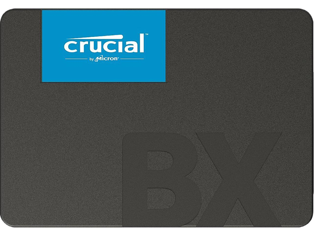 Crucial BX500 1TB 3D NAND SATA 2.5-Inch Internal SSD