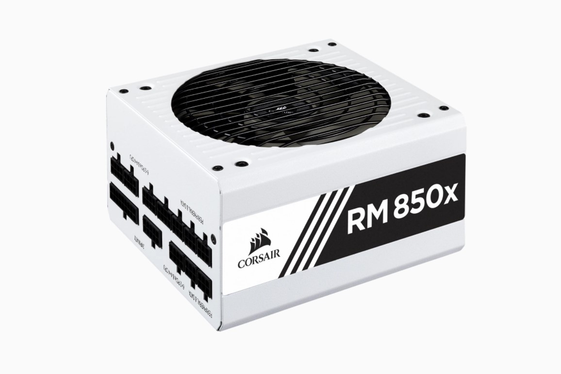 CORSAIR TX850M 850W 80 Plus Gold Power Supply (Modular)