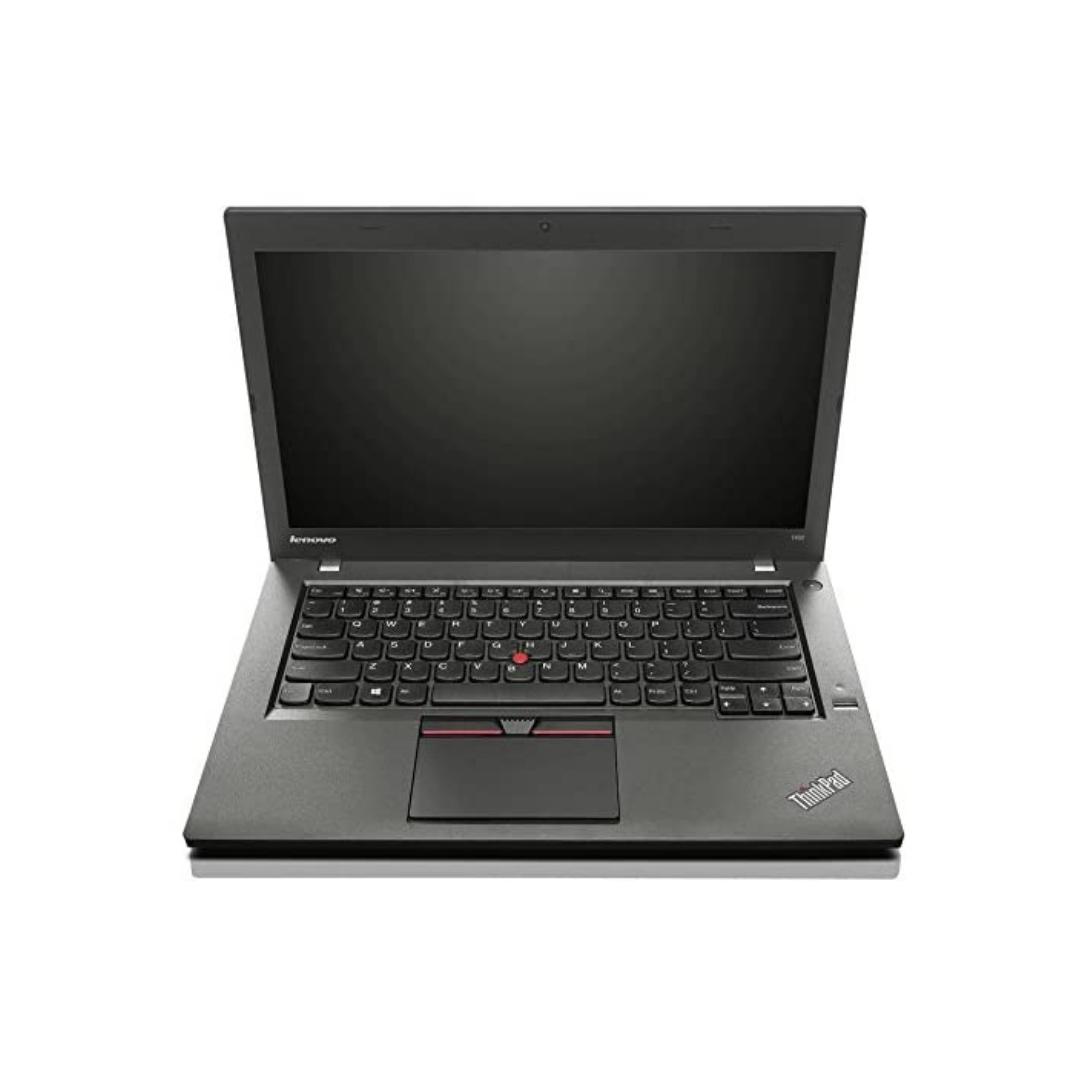 Lenovo ThinkPad T450 Laptop - Intel i5-5300U - 8GB RAM - 180GB SSD (Refurbished)